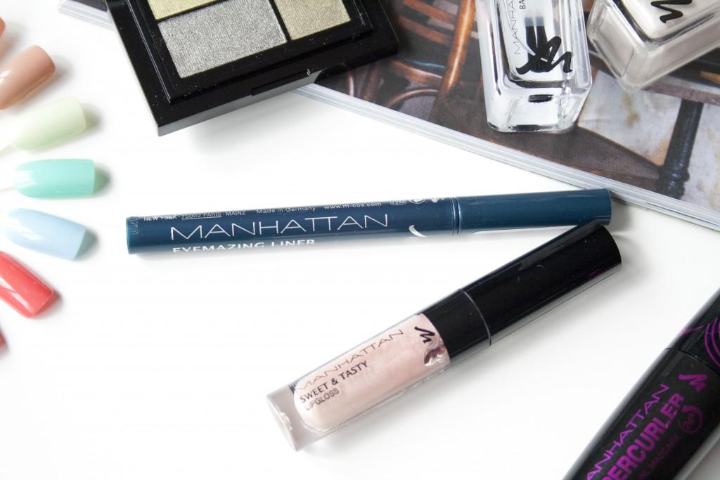 manhatten beauty review cosmetics makeup make-up beauty blog mascara quitealooker quite a looker beautyblog
