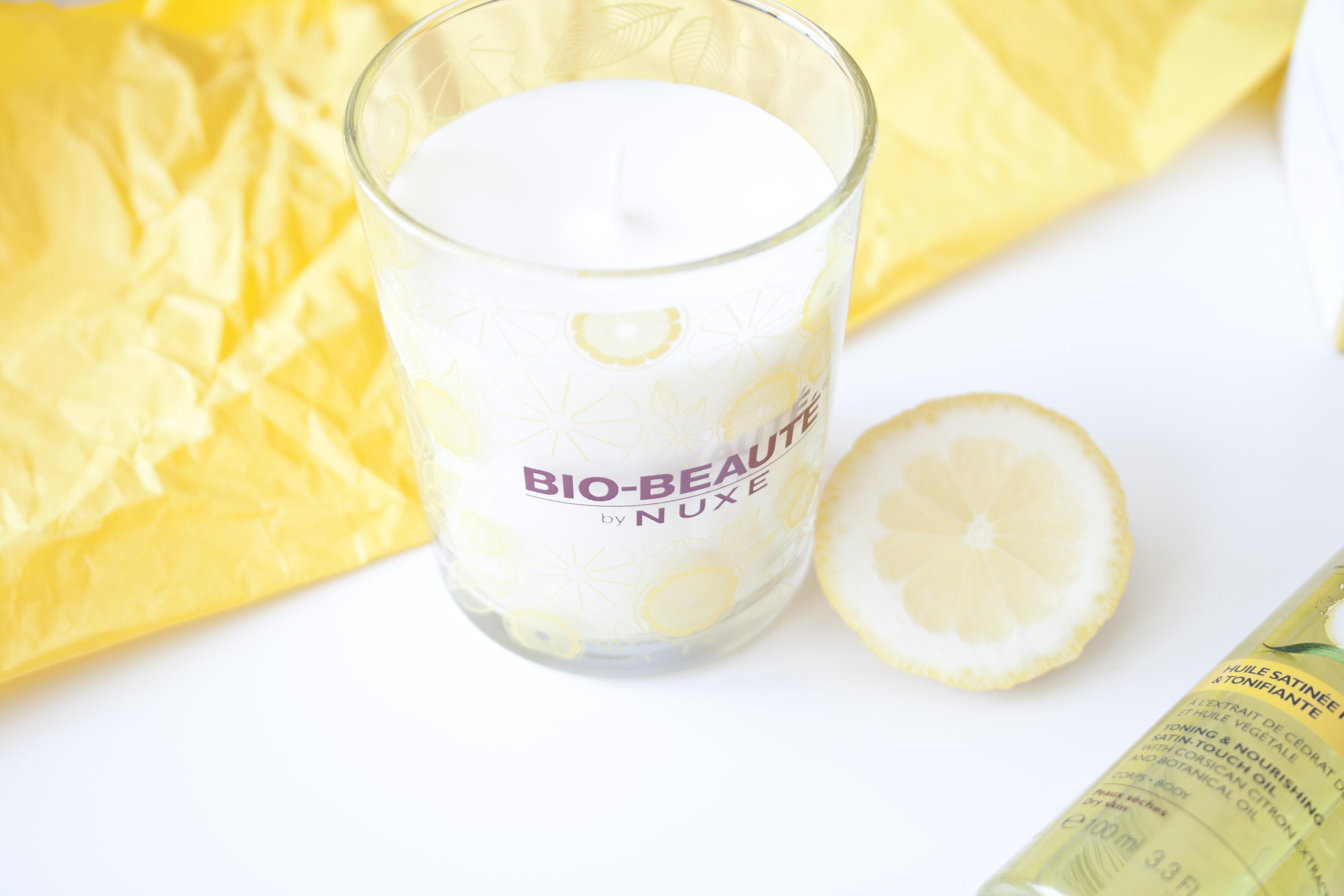 bio-beaute bio beaute nuxe oil corisca lemon oil Bio Beauté Toning Nourishing Satin-Touch Oil dry skin cosmetics biocosmetics organic cosmetics
