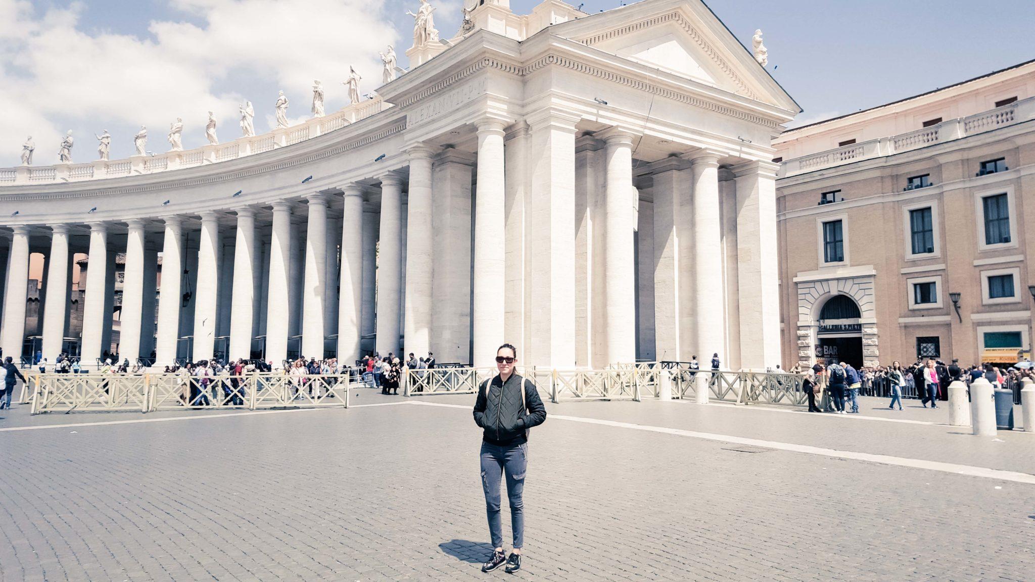 рим пътешествие съвети пътуване български блогър италия ватикана колизеум