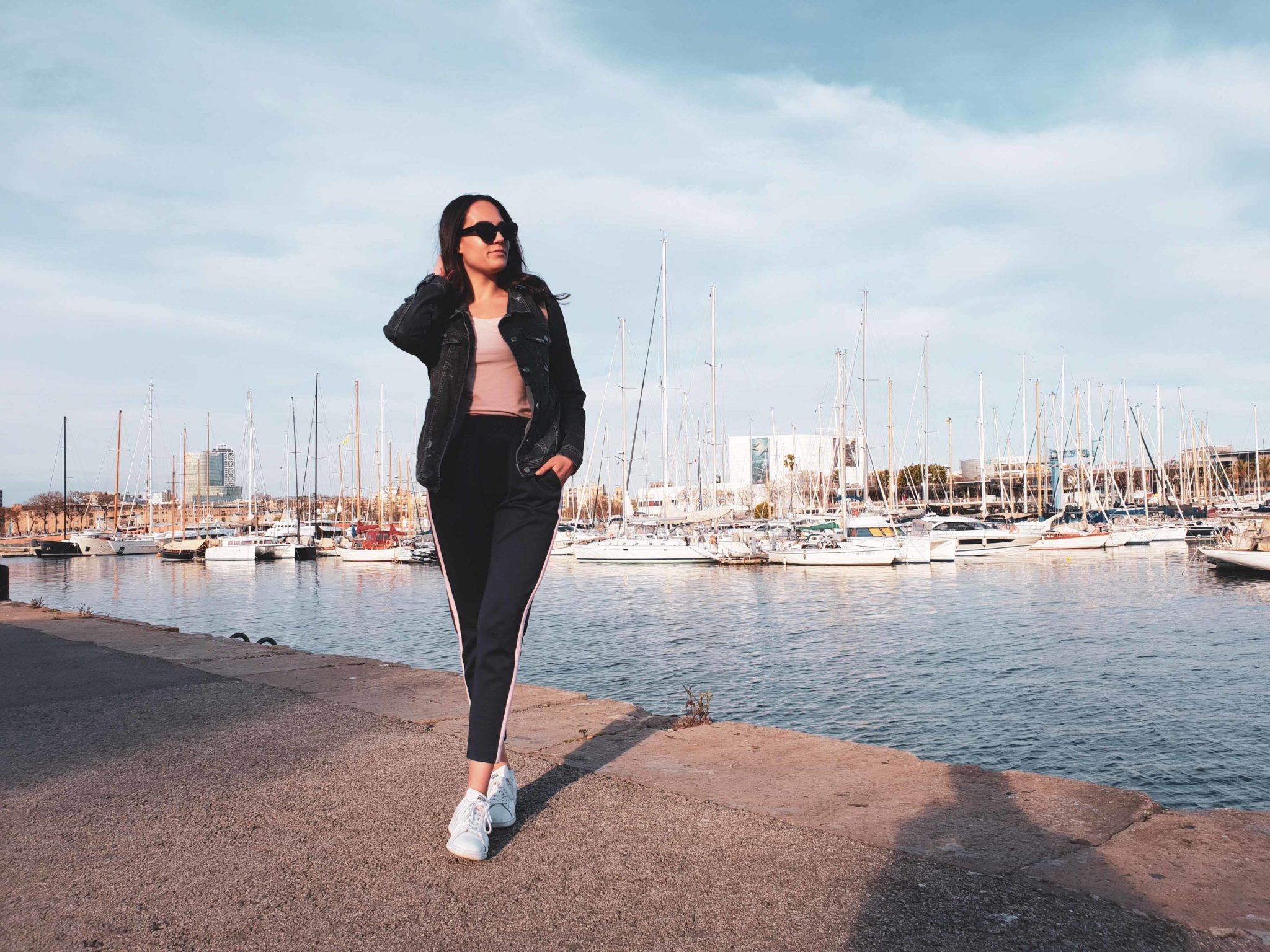 Barcelona travel guide by Michaella and Lina from Bulgarian lifestyle blog Quite a Looker / Port Vell