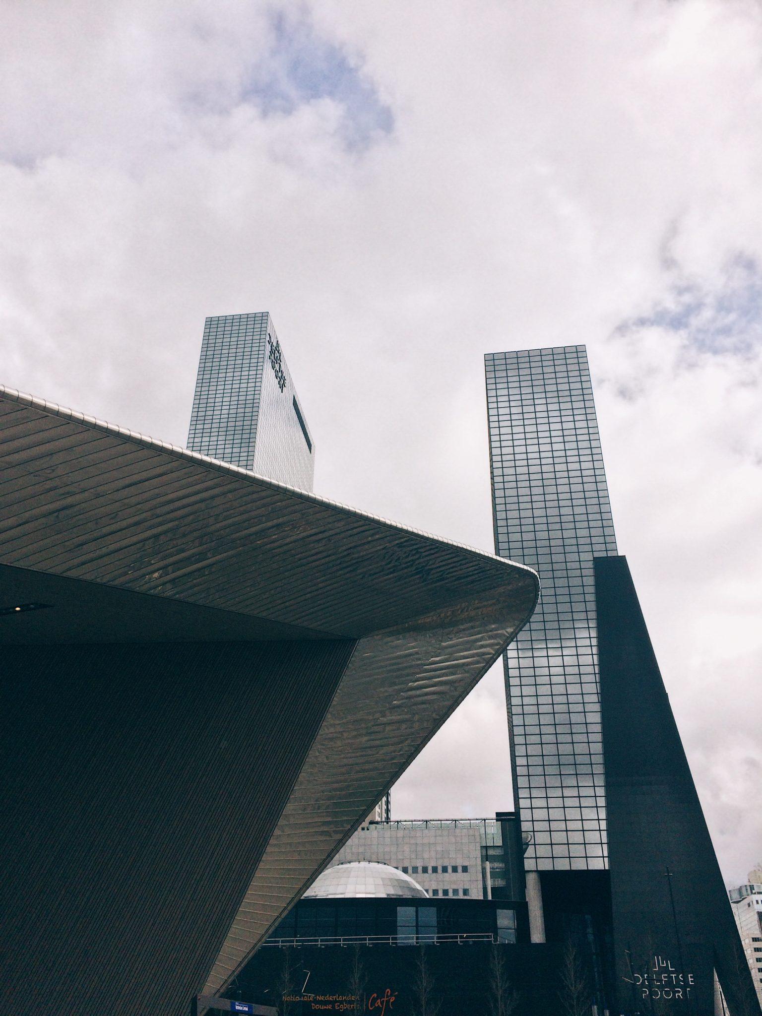Висше образование в Ротердам, Холандия / отзиви от български блогър Михаела