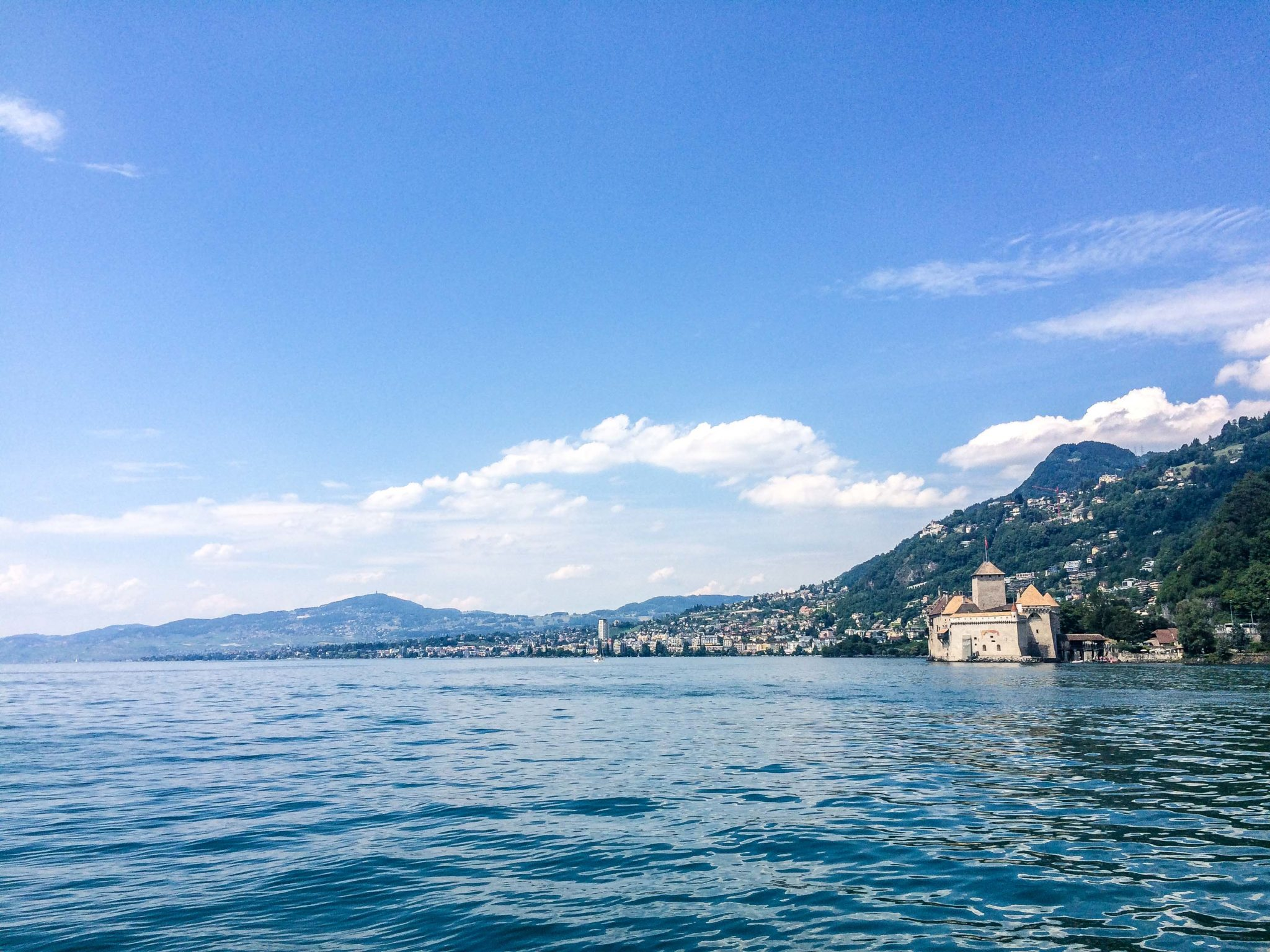Swiss riviera travel guide Montreux, Vevey, Geneva highlights, top places and tips by Bulgarian blogger Michaella from Quite a Looker