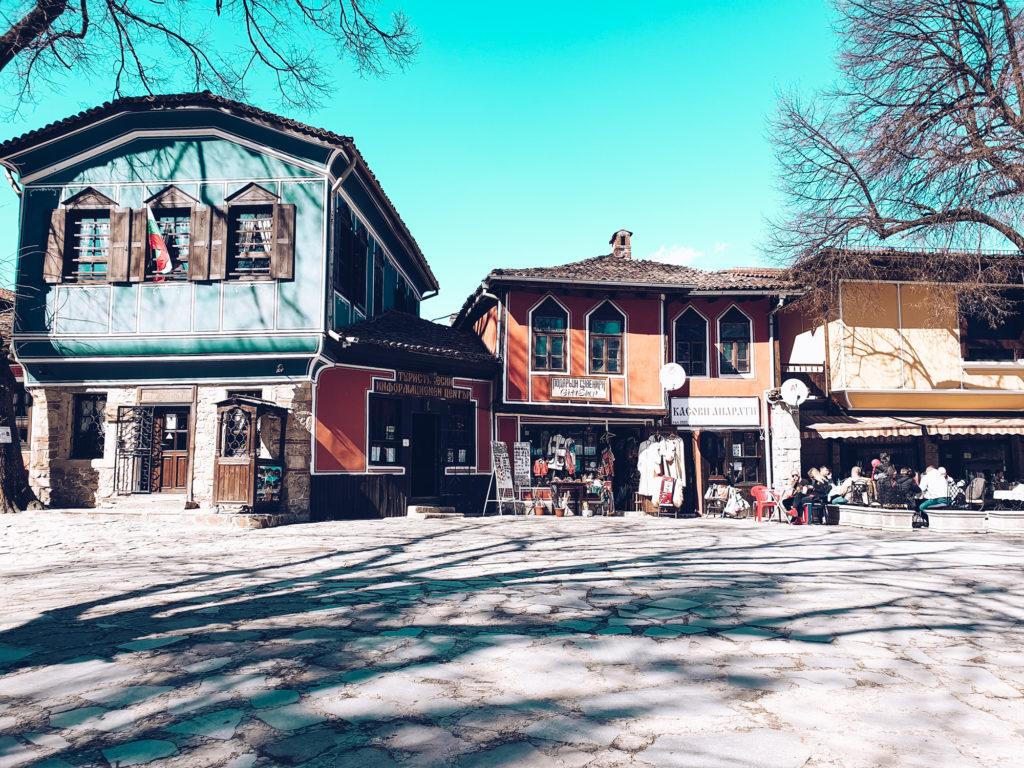 koprivshtitsa bulgaria travel Панагюрище
