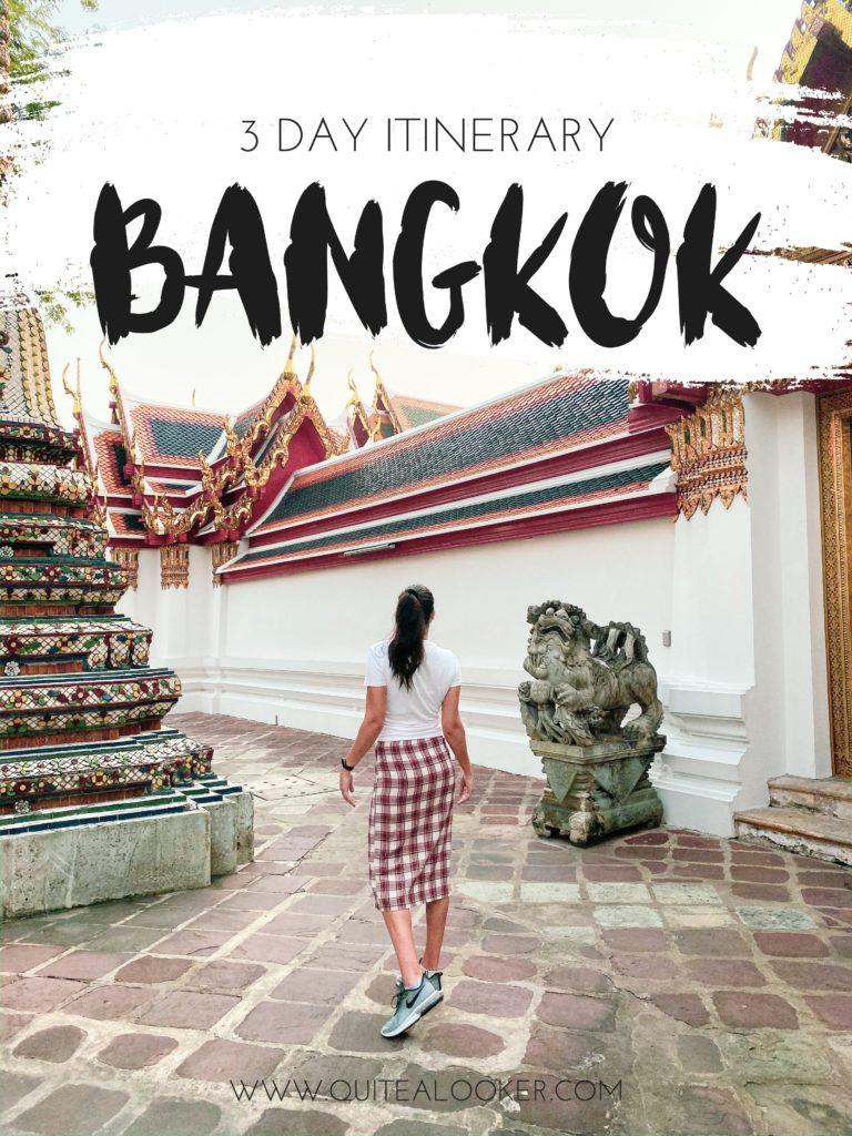 Пътеводител Банкок, Тайланд - как да прекараме 3 дни в Банкок, какви забележителности да видим, каква тайландска храна да ядем