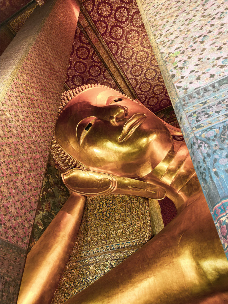 Wat Pho - 3 days itinerary in Bangkok, Thailand - Travel blogger Michaella from Quite a Looker review sightseeing