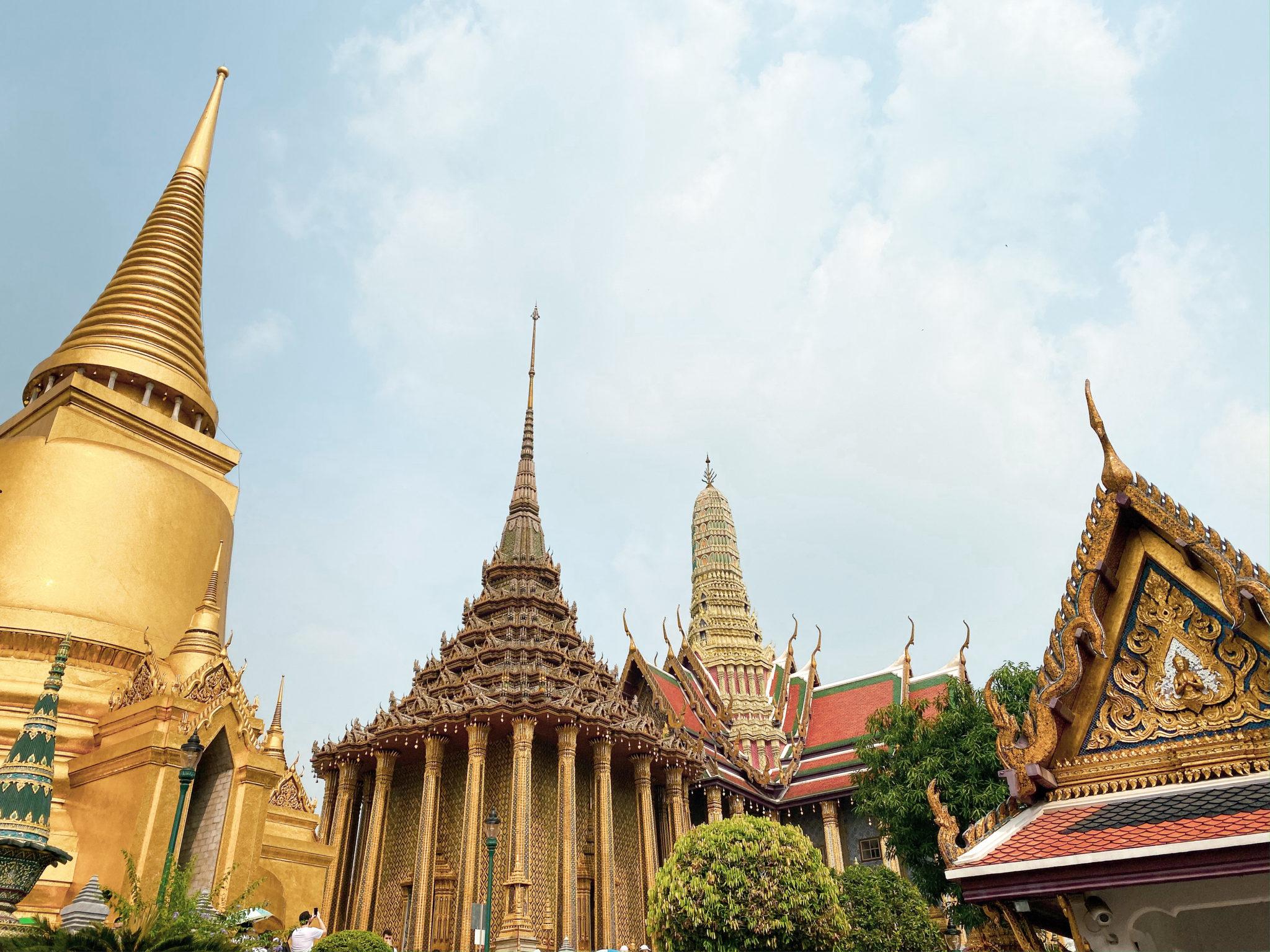 Grand Palace Големият дворец - Забележителности в Банкок, пътеводител Банкок, пътуване до Банкок, Тайланд, какво да правя 3 дни в Банкок, съвети от блогър Михаела от quite a looker
