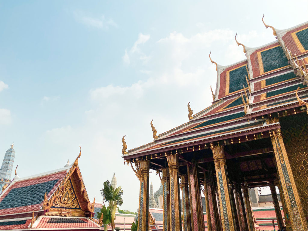 The Grand Palace - 3 days itinerary in Bangkok, Thailand - Travel blogger Michaella from Quite a Looker review sightseeing