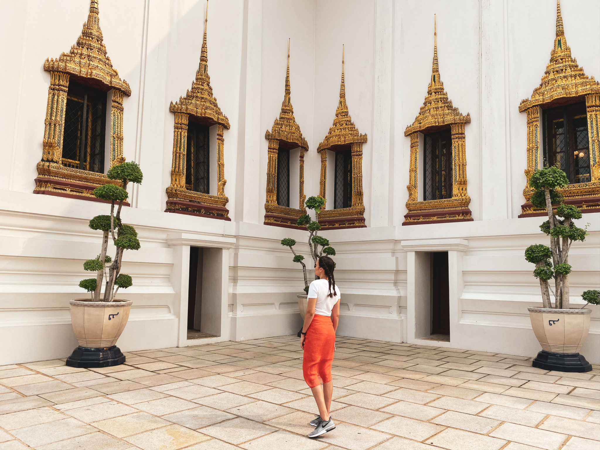 The Grand Palace - 3 days itinerary in Bangkok, Thailand - Travel blogger Michaella from Quite a Looker review