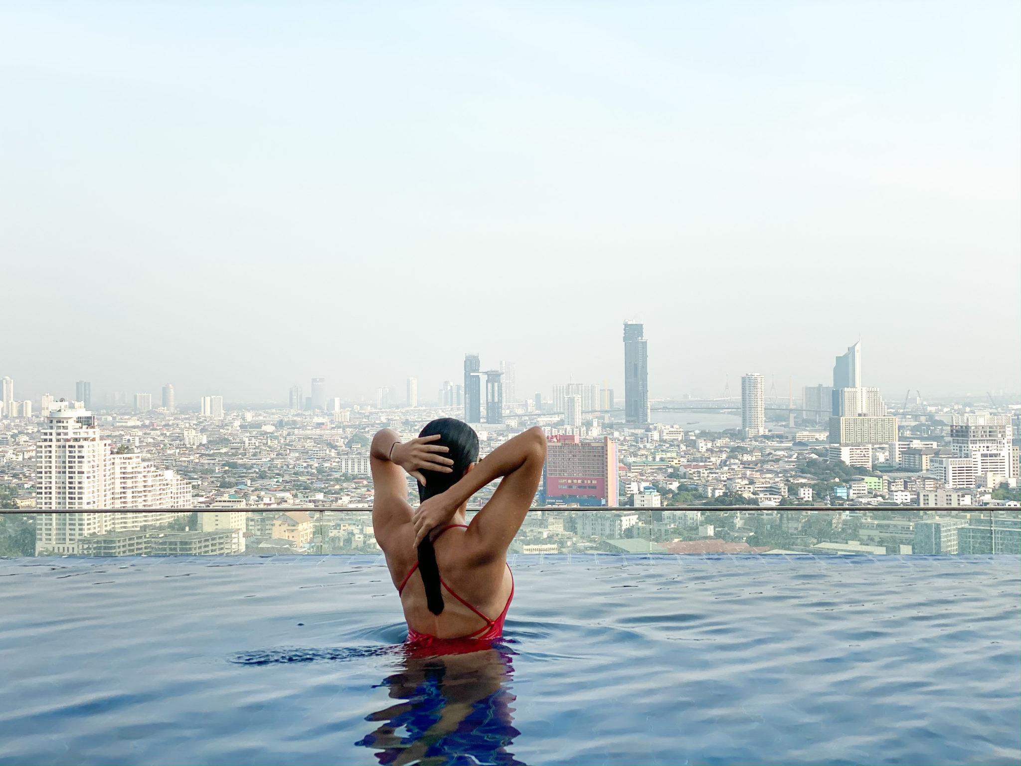 Хотел Avani+ Riverside с инфинити басейн - Забележителности в Банкок, пътеводител Банкок, пътуване до Банкок, Тайланд, какво да правя 3 дни в Банкок, съвети от блогър Михаела от quite a looker
