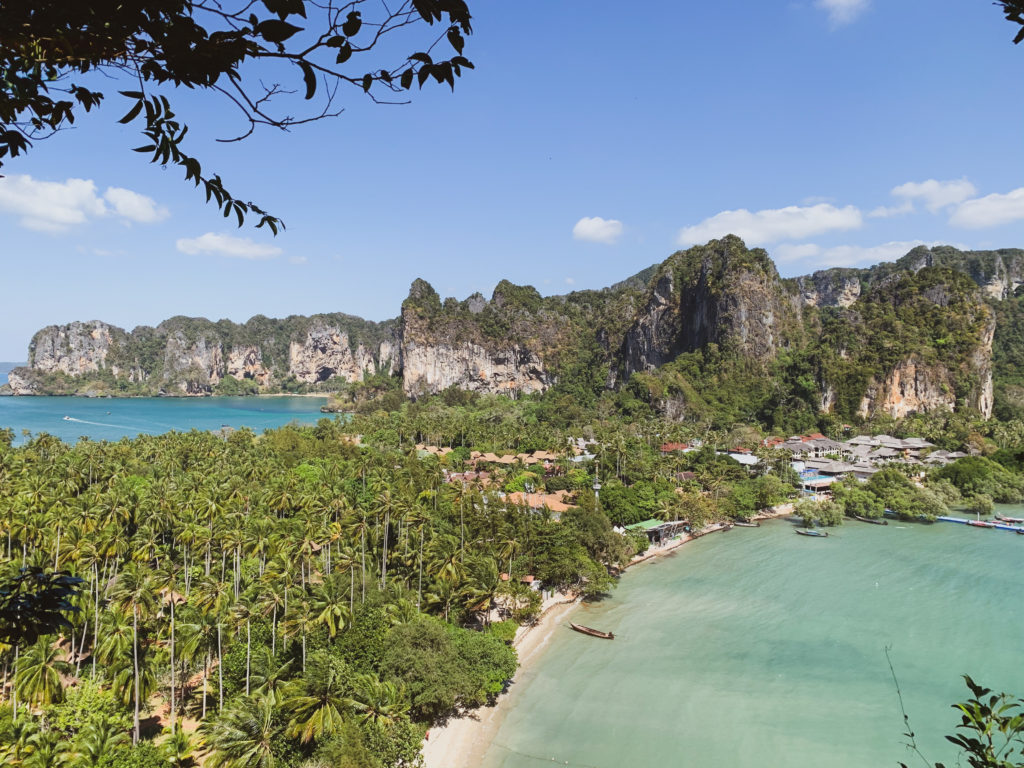 Railay Beach Viewpoint and Hidden Lagoon, Krabi   Everything you need to know to spend a great holiday in Railay   Travel Blogger tips Michaella from Quite a Looker