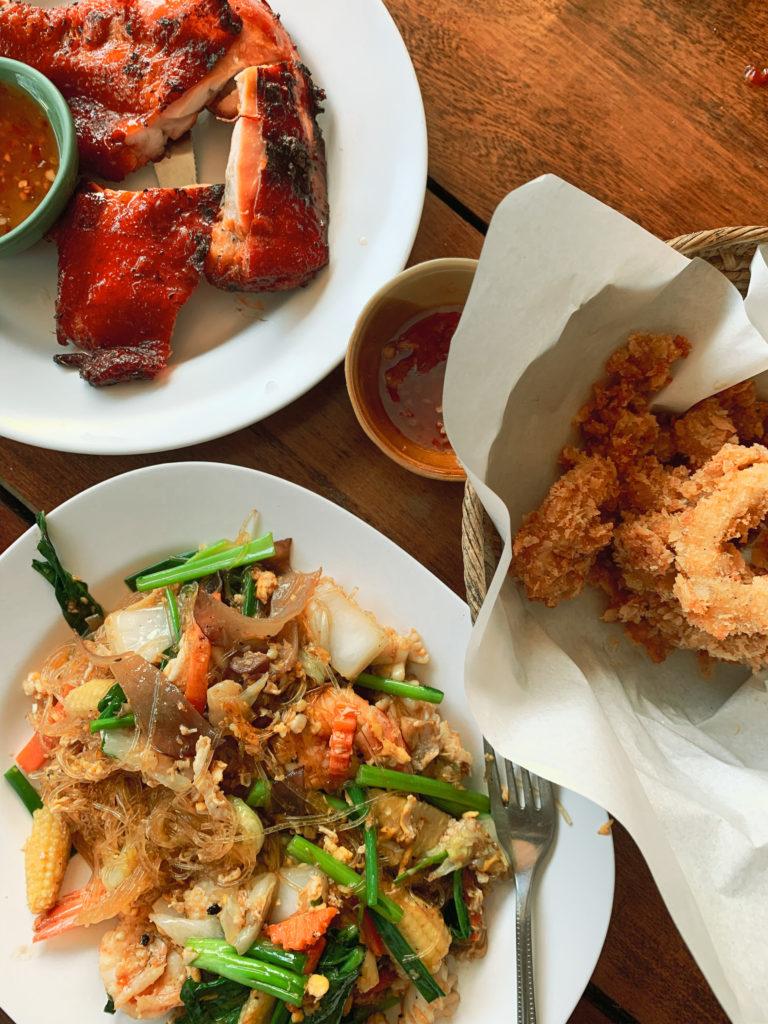 Ресторанти и тайландска храна | Почивка на Рейлей Бийч в Краби, Тайланд | Съвети при пътуване до Тайланд | блог на Михаела от Quite a Looker