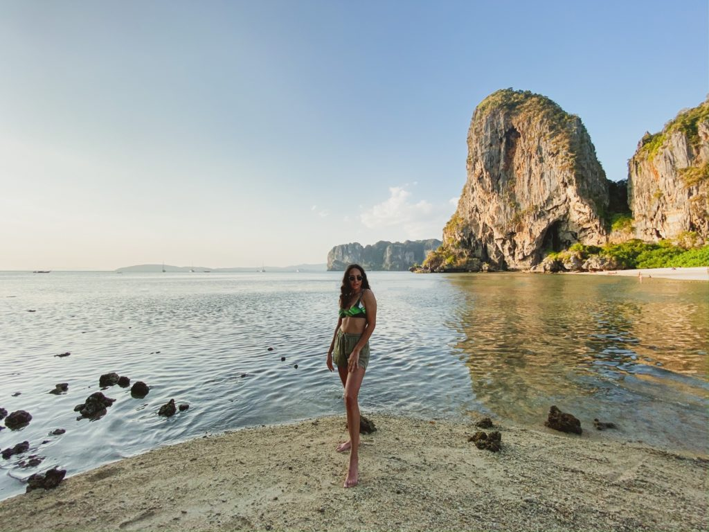 Phra Nang in Railay Beach, Krabi   Everything you need to know to spend a great holiday in Railay   Travel Blogger tips Michaella from Quite a Looker