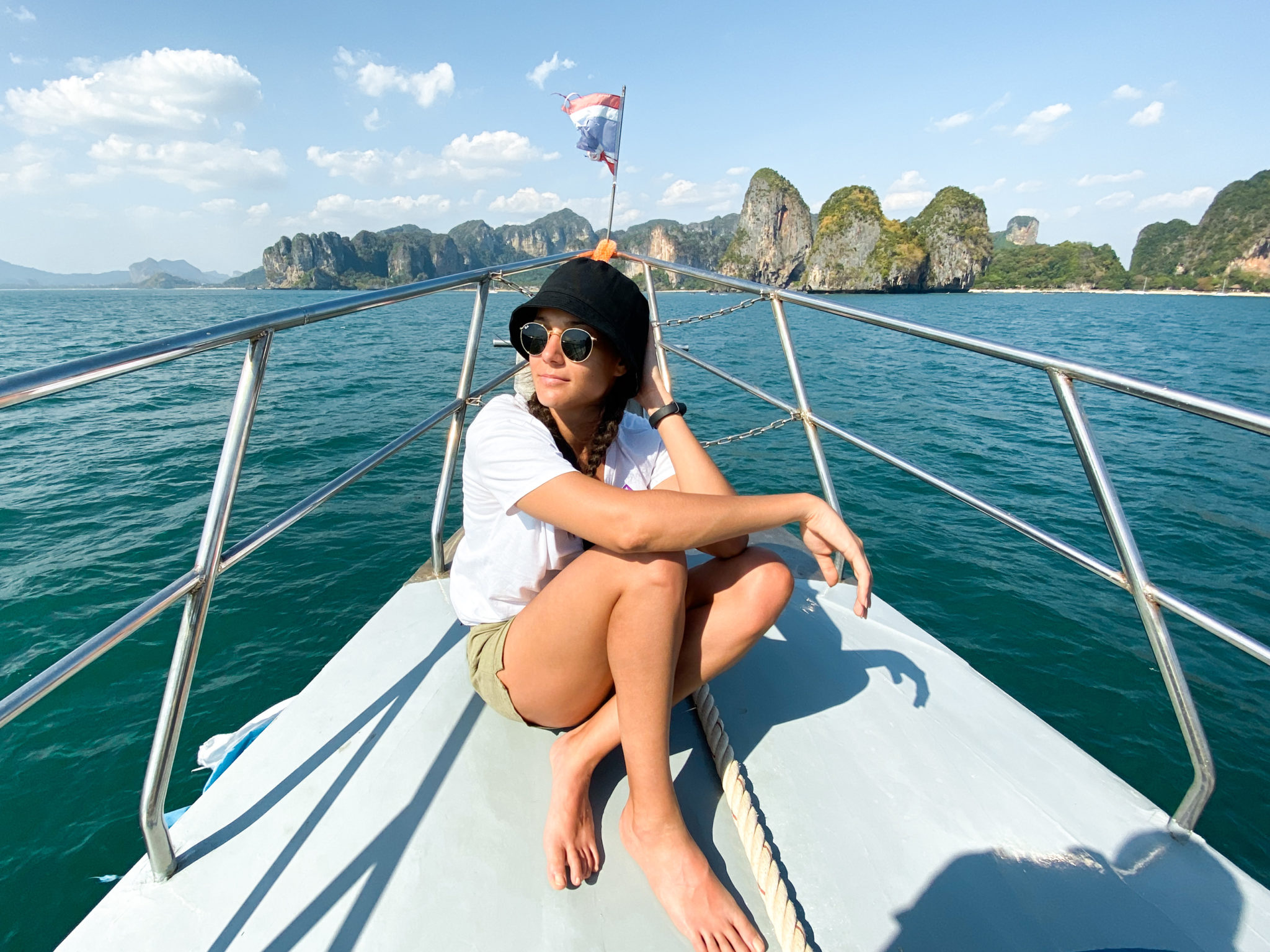 Railay Beach, Krabi   Everything you need to know to spend a great holiday in Railay   Travel Blogger tips about Thailand by Michaella from Quite a Looker