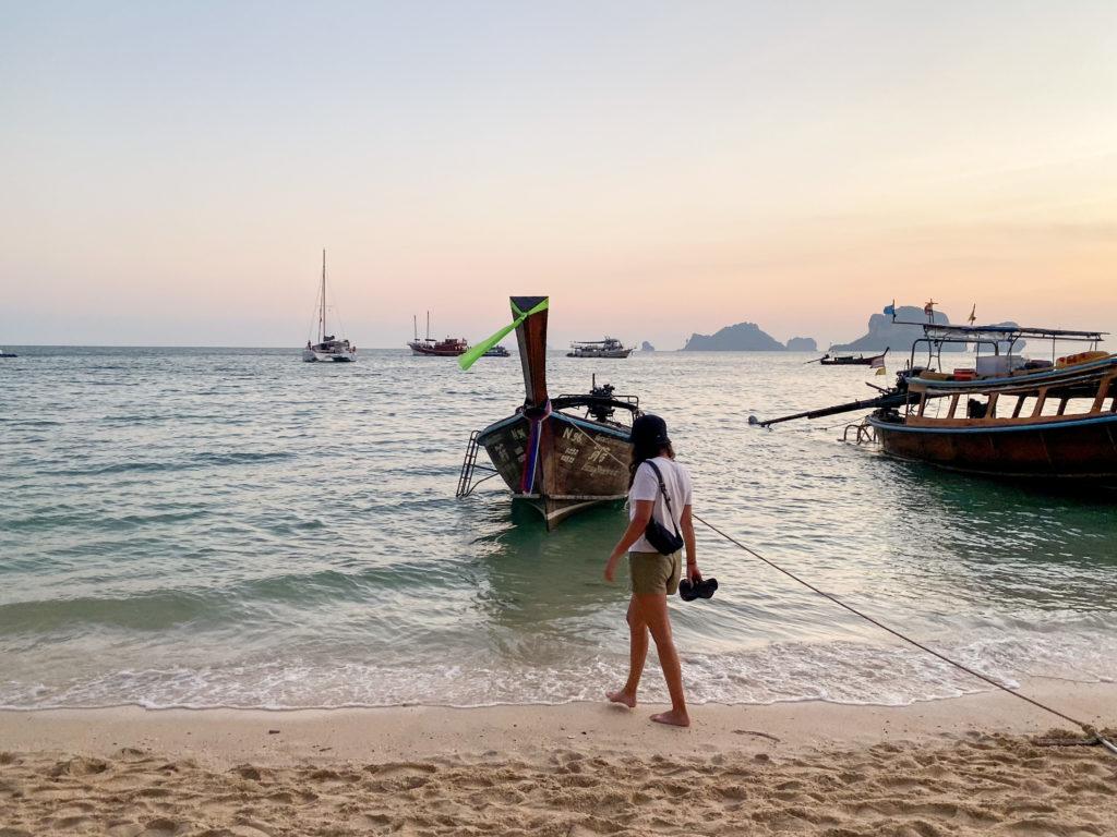 Плажът Phra Nang | Почивка на Рейлей Бийч в Краби, Тайланд | Съвети при пътуване до Тайланд | блог на Михаела от Quite a Looker