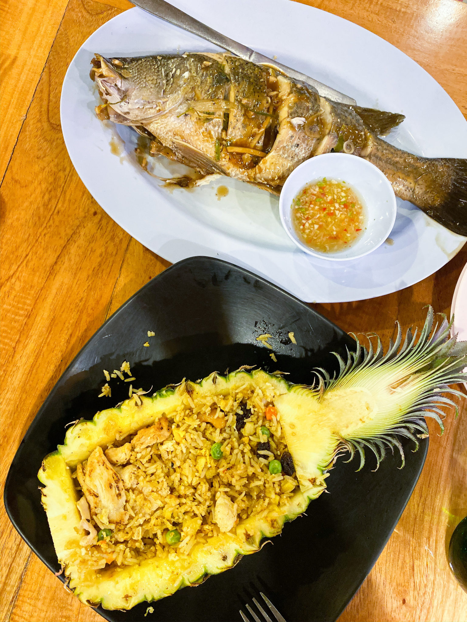 Where to eat in Railay Beach, Krabi   Everything you need to know to spend a great holiday in Railay   Travel Blogger tips about Thailand by Michaella from Quite a Looker